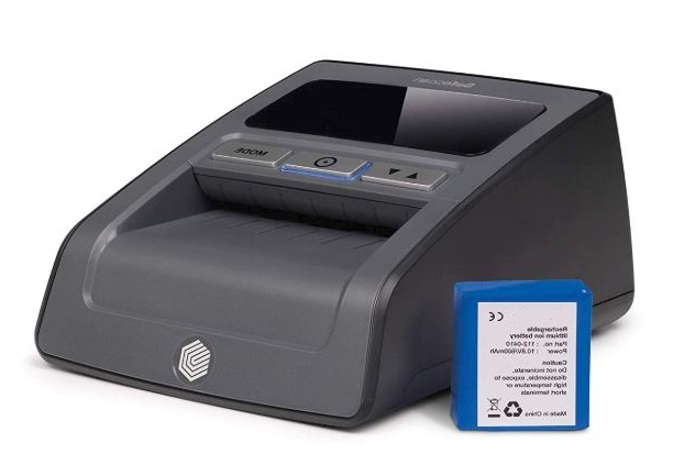 actualizar detector de billetes falsos reskal