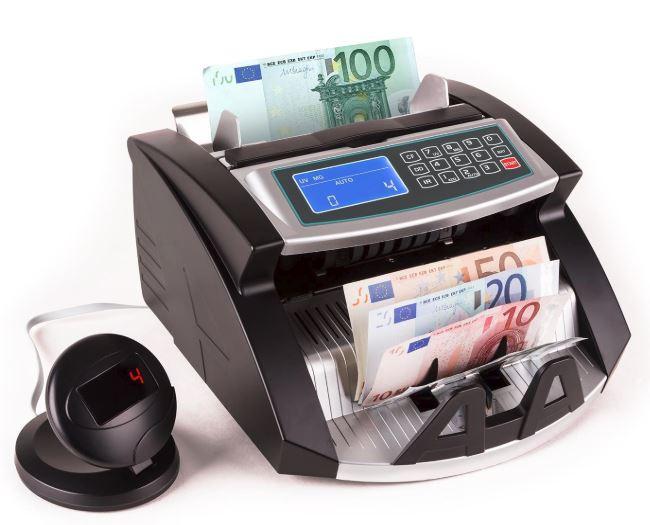 maquina contar billetes detector billetes falsos