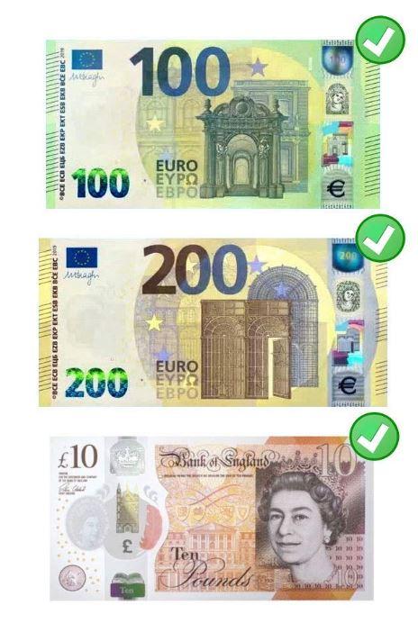 sigma detector de billetes actualizar
