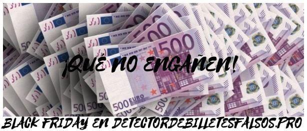 Detectores billetes fiabilidad 100%