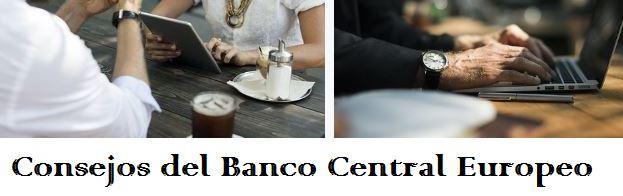 consejos actualización de detector Banco Central Europeo