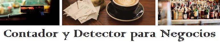 contador y detector de billetes falsos