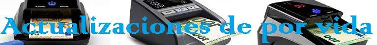 cual es el mejor detector de billetes falsos del mercado