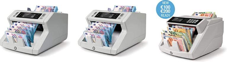 contador de billetes portatil