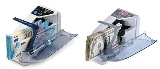 mauina contador de billetes portatil