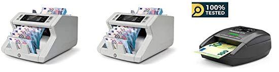 hilton europe detector de billetes falsos
