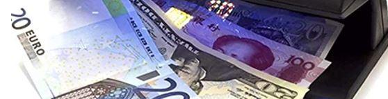 money detector detector de billetes falsos